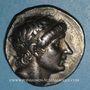 Coins Roy. de Syrie. Antiochus II Theos (261-246 av. J-C). Tétradrachme. Séleucie du Tigre