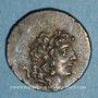 Coins Royaume de Cappadoce. Ariarathes IX Eusebes Philopator (100-85 av. J-C). Drachme.