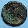 Coins Royaume de Commagène. Iotape, épouse de Antiochus IV Epiphanes (38-72). Bronze