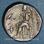 Coins Royaume de Macédoine. Alexandre III le Grand (336-323) Tétradrachme.  Amphipolis 315-294 av JC