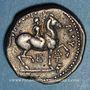 Coins Royaume de Macédoine. Philippe II (359-336 av. J-C). Tétradrachme. Amphipolis, 315-295 av. J-C