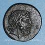Coins Royaume de Pont. Amisos. Epoque de Mithridate VI Eupator (vers 120-63 av. J-C). Bronze, vers 85-65