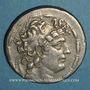 Coins Royaume de Syrie. Philippe Philadelphe (95-75 av. J-C). Tétradrachme. Tarsus (?), 88-75 av. J-C