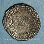 Coins Royaume Indo-Scythe. Satrapes de l'Ouest. Vijayasena (238-250). Drachme, an 16X