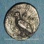 Coins Sicile. Agrigente. Litra, vers 450-439 av. J-C