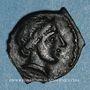 Coins Sicile. Eryx. Bronze, vers 330-260 av. J-C