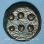 Coins Sicile. Himère. Hémilitron, après 430 av. J-C