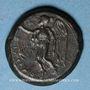 Coins Sicile. Himère. Tétras, vers 420-415 av. J-C