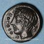 Coins Sicile. Piakos. Tétras ou trionkon, vers 420-400 av. J-C