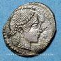 Coins Sicile. Syracuse. 1ère République. Litra, 530-485 av. J-C