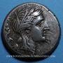 Coins Sicile. Syracuse. Agathocles (317-289 av. J-C). Tétradrachme