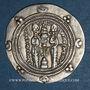 Coins Tabaristan. Ispahbad Dabwaïhides. Farrukhan (712-728). 1/2 drachme PYE 75