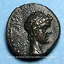 Coins Thrace. Rhoemetalces I, avec Auguste (11 av. - 12 ap. J-C). Semis