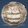 Coins Afghanistan. Abbassides. Harun al-Rashid (170-193H). Dirham 189H. Madinat Balkh