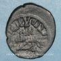 Coins al-Jazira. Umayyades, vers 80-90H. Fals, Harran