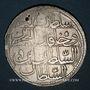 Coins Anatolie. Ottomans. Abd al-Hamid I (1187-1203H). Qurush 1187H / an 9, Constantinople