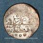 Coins Anatolie. Ottomans. Abdoul Mejid (1255-1277H).  Para 1255H / an 5, Qustantiniya