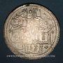 Coins Anatolie. Ottomans. Mahmoud I (1143-68H). Qurush1143H / marque d'atelier : 'ayn-alif, Constantinopl