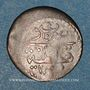 Coins Anatolie. Ottomans. Mahmoud II (1223-1255H).  Para 1223H / an 4 (2e standard), Qustantiniya