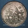 Coins Anatolie. Ottomans. Selim III (1203-1222H). Yüzlük 1203H an 15, Islambul (Istanbul)