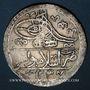 Coins Anatolie. Ottomans. Selim III (1203-1222H). Yüzlük 1203H an 2, Islambul (Istanbul)