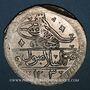 Coins Anatolie. Ottomans. Selim III (1203-1222H). Yüzlük 1203H. An 7, Islambul (Istanbul)