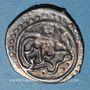Coins Anatolie. Ottomans. Sulayman Celebi (804-813H). Akce 806H