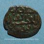 Coins Anatolie. Seljouquides de Rûm. Kaykubad I (616-634H). Br. Fals