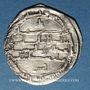 Coins Asie centrale. Abbassides. Harun al-Rashid (170-193H). Dirham 190H. Ma'din al-Shash