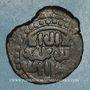 Coins Asie centrale. Qarakhanides. Muhammad Arslan Khan (vers 553H). Fals n.d., (Kashgar ?)