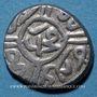 Coins Balkans. Ottomans. Mehmet II, 2e règne (855-886H). Akçe 855H, Edirne