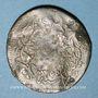 Coins Balkans. Ottomans. Telonia (Lesbos). Bronze, 20 Para 1255H/ An 19, contremarqué