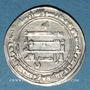 Coins Iraq. Abbassides. al-Radi (322-329H). Dirham 322H. Madinat al-Salam