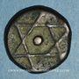 Coins Maghreb. 'Alawites. Moulay 'Abd ar-Rahman (1238-1276H).  Fals 1274H