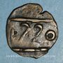 Coins Maghreb. 'Alawites. Moulay Sulayman II (1207-1238H).  Fals 1220H