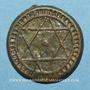 Coins Maghreb. 'Alawites. Muhammad IV (1276-1290H).  4 fulus 1285H. Fes