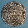 Coins Maghreb. Fatimides. al-Hakim (386-411H). 1/2 dirham 387H. al-Mahdiya