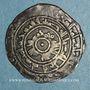 Coins Maghreb. Fatimides. al-Mu'izz (341-365H). 1/2 dirham 3xxH. al-Mahdiya