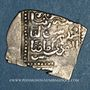 Coins Maghreb. Hafsides (vers 700 H). Dirham anonyme. Tunis