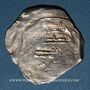 Coins Maghreb. Idrissides. Anonyme : descendants d 'Isa b. Idris II (vers 233-280H), dirham