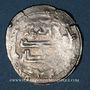Coins Maghreb. Idrissides. Ibrahim b. al-Qasim (vers 270-290H), dirham, al-Basra (Maroc)
