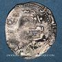 Coins Maghreb. Idrissides. Ibrahim b. al-Qasim (?) (vers 270-290H). Dirham, al-Basra (Maroc)