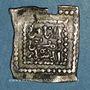 Coins Maghreb. Mérinides. Epoque Abu Yusuf Ya'qub (685-706 H). 1/2 dirham
