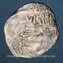 Coins Maghreb. Yahya b. (al-Qasim) (vers 270-290H). Dirham argent