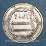 Coins Perse. Abbassides. Harun al-Rashid (170-193H). Dirham 175H. al-Muhammadiya