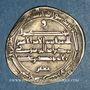 Coins Perse. Abbassides. Harun al-Rashid (170-193H). Dirham 180H. al-Muhammadiya