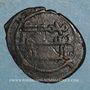 Coins Syrie. Abbassides, vers 130-160H. Fals anonyme, Ba'albek