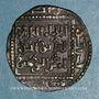Coins Syrie. Ayyoubides. al-Nasir Salah al-Din (564-589H).  Dirham 583H. Damas