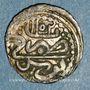 Coins Tunisie. Ottomans. Mahmoud I (1143-1168H). Kharub 1152H. Tunis