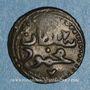 Coins Tunisie. Ottomans. Mahmoud I (1143-1168H). Kharub 1163H. Tunis